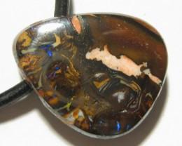 OpalWeb -Opal Miners Boulder- 18.90Cts