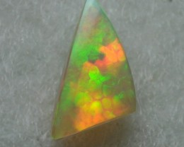 3.75ct ETHIOPIAN WELLO CRYSTAL GEM OPAL - SCINTILLATING SNAKE SKIN