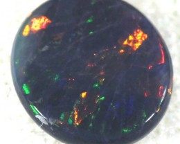 N1 quality BLACK OPAL POLISHED SOLID  STONE 1.05CTS TBO-739