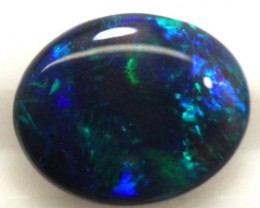 N1-2.30CTS BLACK OPAL POLISHED STONE  TBO-770