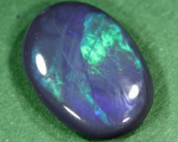 4.10 ct BLACK OPAL FROM LR