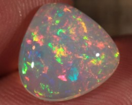 4.09CT EXTREME WELO OPAL WITH FULL SATURATION OF FIRE!!