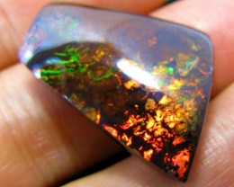 26.7CTS BRIGHT  BOULDER OPAL  MMM 1413