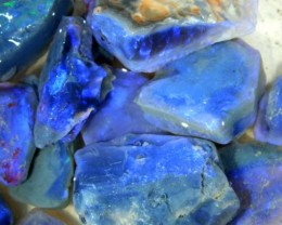 BLACK OPAL ROUGH  L. RIDGE  300  CTS  DT-1731
