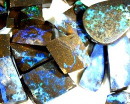 40 PCS SLICED BOULDER OPAL 1700 CTS  dt