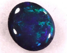 BLACK OPAL POLISHED  0.40  CTS  TBO-818