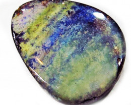 3.90 CTS  BOULDER OPAL AUSSIE POLISHED MS9600