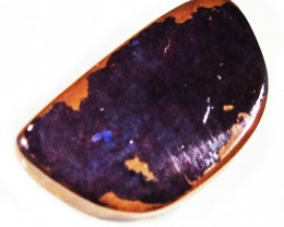 2.05 CTS  BOULDER OPAL AUSSIE POLISHED MS9604