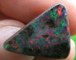4.55 Cts  Boulder Opal  Red fire  PL 922