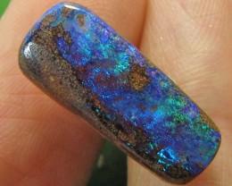 6.05 Cts  Boulder Opal    PL 925