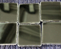 6 GEMSTONE PLASTIC CASE FOAM INSERT TO DISPLAY YOUR OPALS