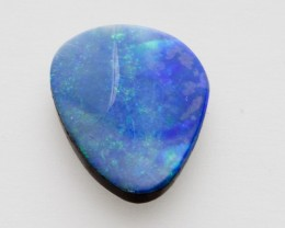3.5ct Freeform Doublet Boulder Opal (BO69)