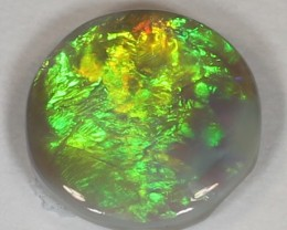 Bright Flashy Semi-Black Opal from LR - 1.16 CTS