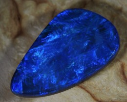 High quality doublet made from Lightning Ridge opal 3.45 ct