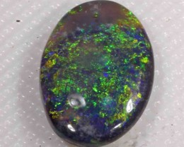 FREE SHIPPING  1.90 CTS BLACK OPAL FROM LR
