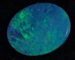 Australian Opal Doublet (1 Piece)