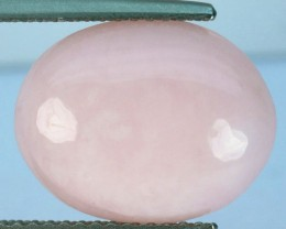4.18 Cts Natural Pink Opal Oval Cabs Peru 1$ NR