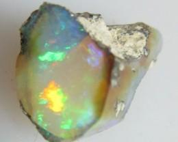 5ct amazing colourfull wello Ethiopian Opal, Opale nr01
