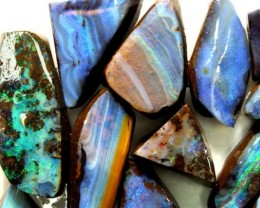 ROUGH BOULDER OPAL 1725 CTS DT-