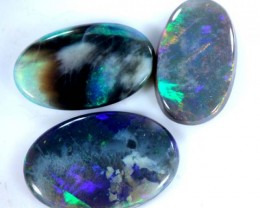 N2 BLACK OPAL POLISHED  1.5  CTS  TBO-852