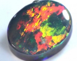 N4 BLACK OPAL POLISHED   0.4 CTS  TBO-853