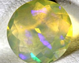 ETHIOPIAN WELO FACETED STONE  1.6 CTS FOB -79