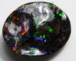7.45 CTS QUALITY BOULDER OPAL FROM WINTON  [Q1295 ]