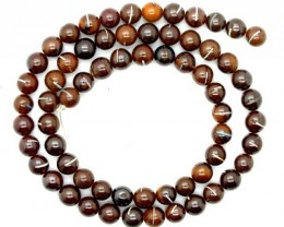 BOULDER  OPAL BEADS  DRILLED 250  CTS LO-271