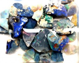 BLACK OPAL ROUGH  L. RIDGE  500  CTS  DT-3001