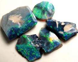 QUALITY BLACK OPAL RUBS L. RIDGE 27.85  CTS  DT-3008