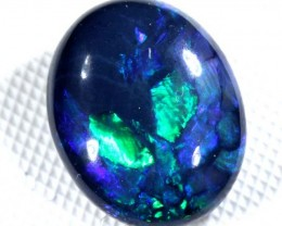 N1 QUALITY BLACK OPAL L RIDGE 2.70 CTS INV-72 TRAY1