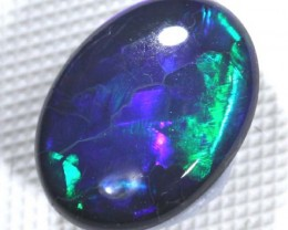 N1 QUALITY BLACK OPAL L RIDGE 1.75 CTS INV-83