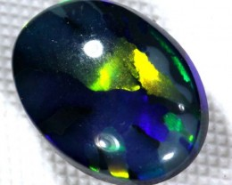 N1 QUALITY BLACK OPAL L RIDGE GEM GRADE1.85CTS INV-84 TRAY 1