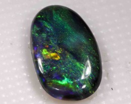 0.95 ct BLACK OPAL FROM LR - 0.95 CTS