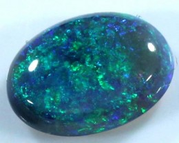 BLACK OPAL POLISHED  0.60  CTS  TBO-1101
