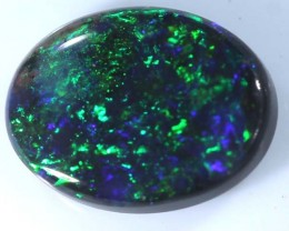 BLACK OPAL POLISHED   0.75 CTS  TBO-1108