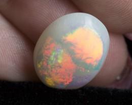 7.20ct Oval Flagstone Crystal Opal (CY06)
