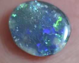 1.2 CTS BLACK OPAL CUT STONE L.RIDGE BK-103