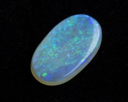 7.1ct Oval Rainbow Floral Crystal Opal (CY29)