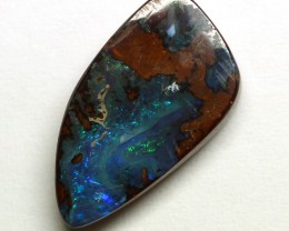 4.69 cts Boulder Opal - Winton - Bright Flash (RB656)