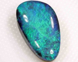 3.55 ct BLACK OPAL FROM LR