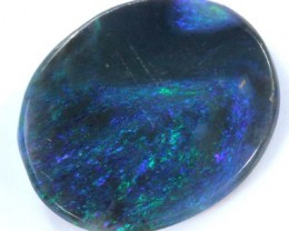 BLACK OPAL POLISHED  2.75  CTS  TBO-1144