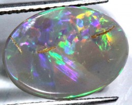 SEMI BLACK OPAL POLISHED 5   CTS  TBO-1165
