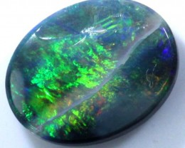 N2 SOLID BALCK OPAL POLISHED  1.20  CTS  TBO-1170