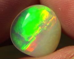 3.50 cts Extr. Bright Ethiopian Welo FLASH CHAFF opal N9