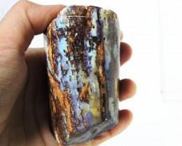 0.324 Kilo Boulder Wood Specimen  MMR 334