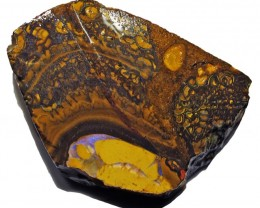 125.00 CTS YOWAH ROUGH SLAB   [BY4322]