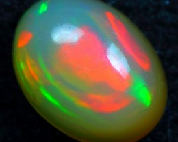 1.12Ct BRIGHT BROADFLASH COLOR PLAY Welo Solid Opal