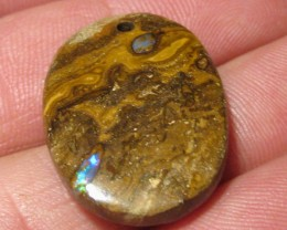 OpalWeb - Miners WholeSale Opals - 28.30Cts - Drilled.