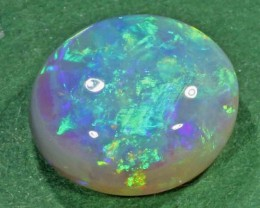 BLACK OPAL FROM LR - 3.30 cts
